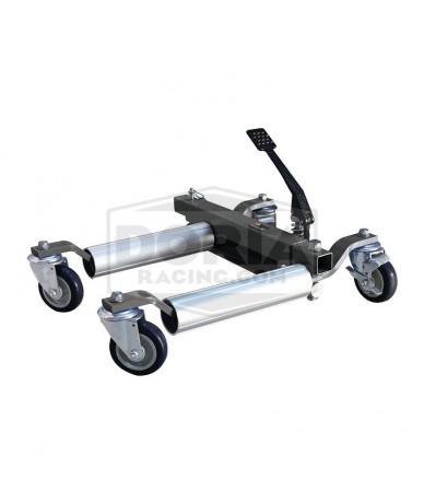 Elevador hidráulico para rueda