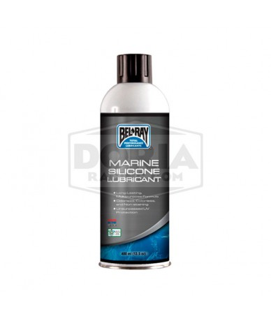 Lubricante de silicona spray