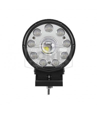 Foco redondo 10 LEDs estanco
