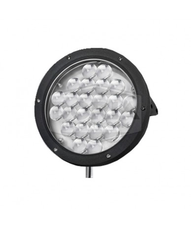 Foco redondeo 24 LEDs estanco