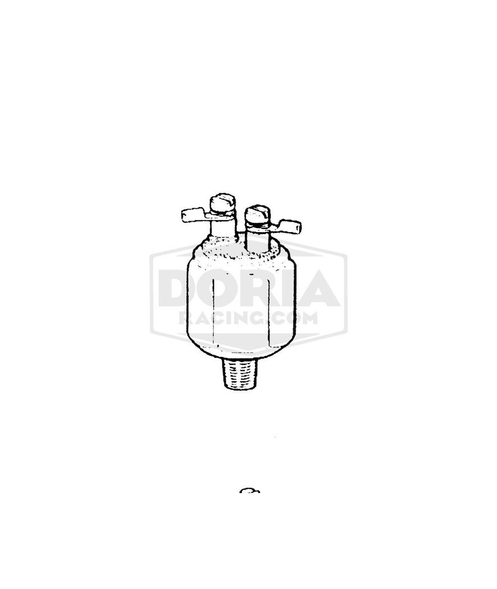 Sensores presión aislados de la masa por cable