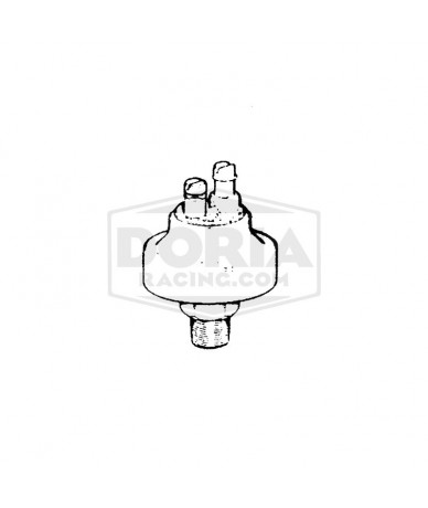 Sensor presión 4,5bar aislado de la masa