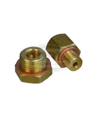 Adaptadores para sensores y transmisores