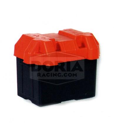 Cajas Portabaterías PVC con cincha