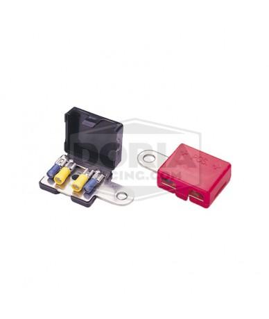 Conexiones faston para baterías