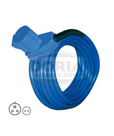 Cable con conector hembra 10m