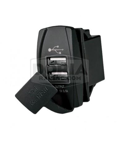 Conexiones USB 2 PUERTOS