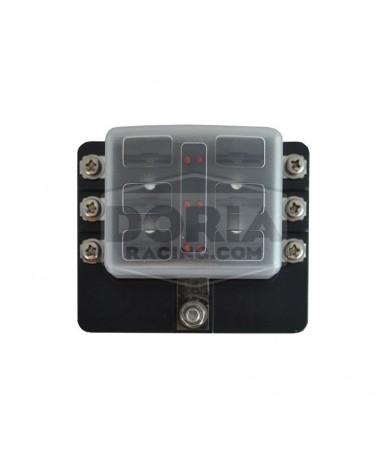 Cajas Portafusibles 6-12 Pins 100 Amperios