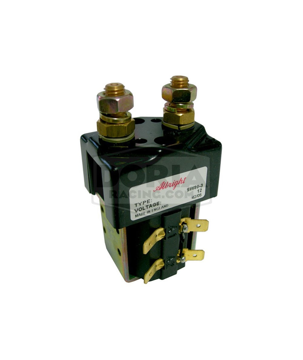 Contactor sencillo ON-OFF