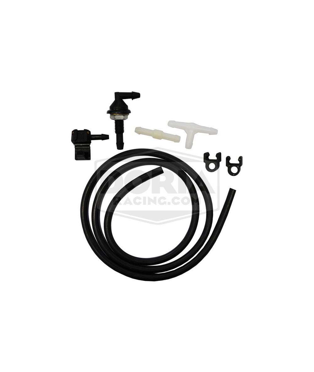 Kit tubos y conexiones depósito limpiaparabrisas
