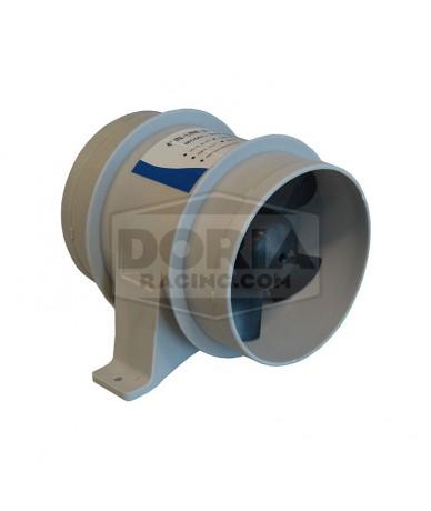 Extractor ventilación compartimento