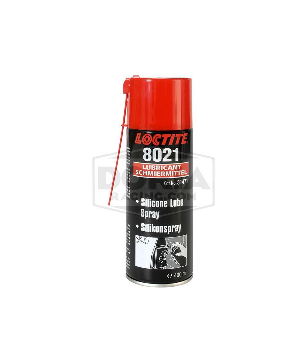 Loctite LB 8021 Spray Aceite de silicona