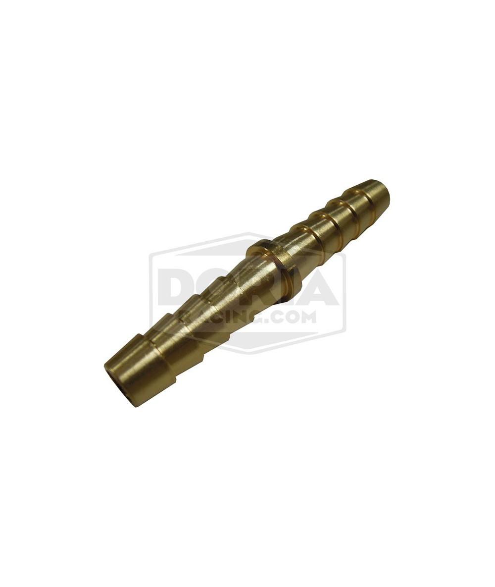 Conectores macho tubo tubo latón