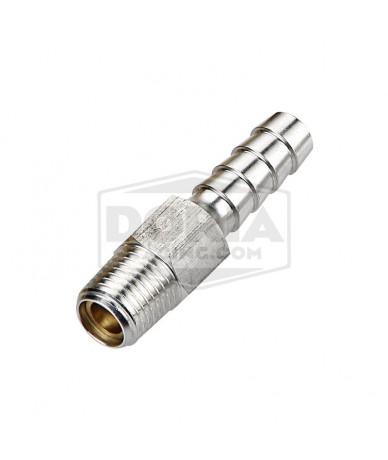 Conectores antisifón de aluminio
