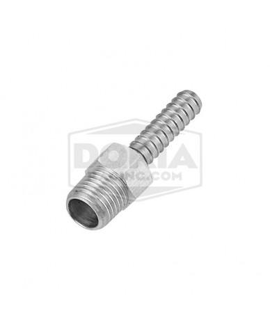 Conectores para tubo de aluminio