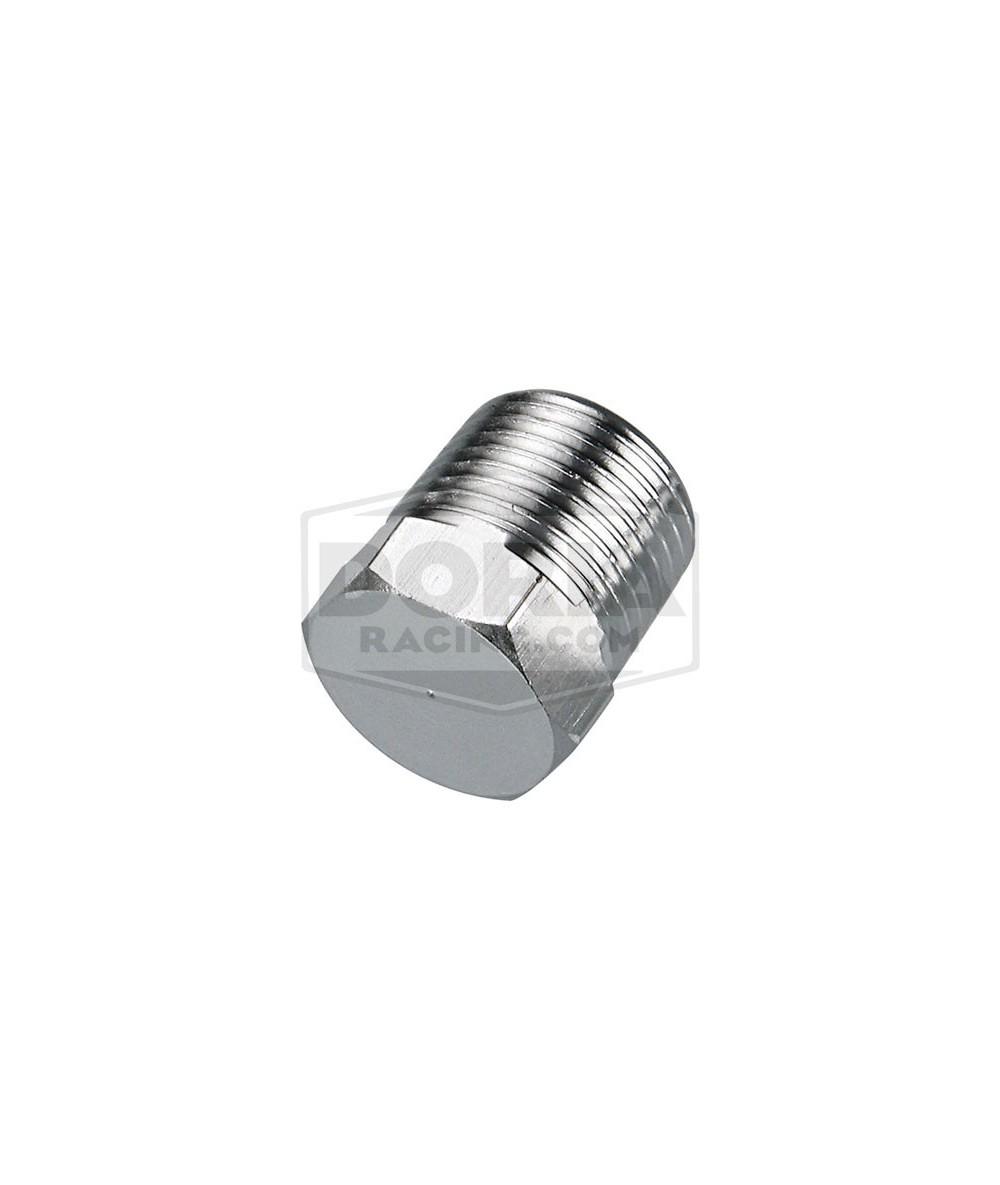 "Tapón aluminio rosca 3/8"" NPT"