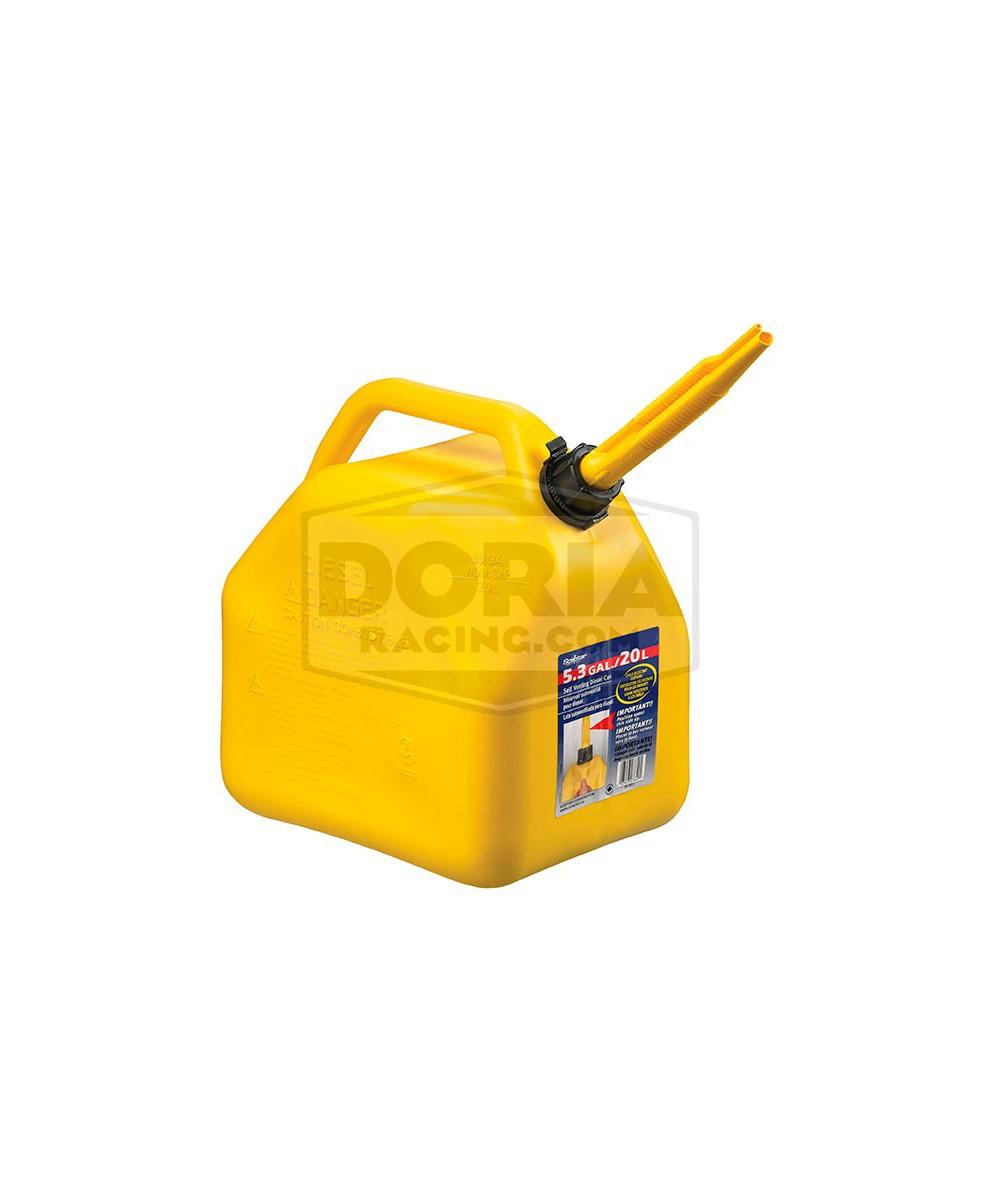 Depósito combustible diesel portátil