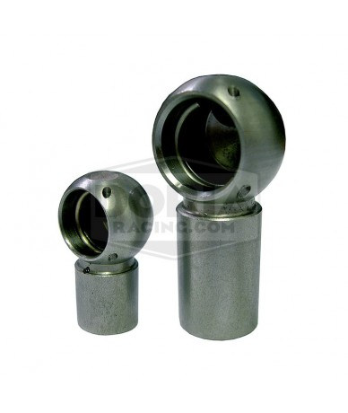 Soporte de bola INOX para amortiguador