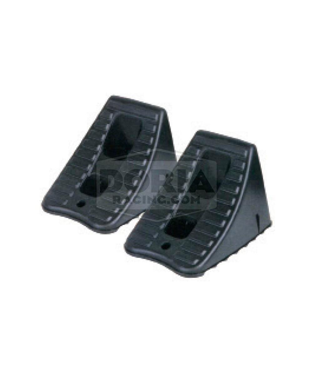 Calzadores plástico Negro