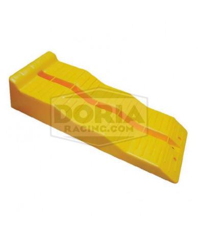 Calzador plástico Amarillo