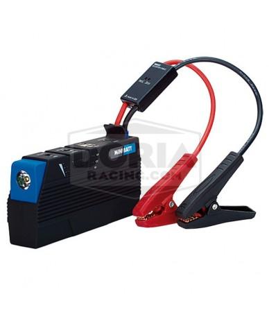 Mini arrancador de bateria