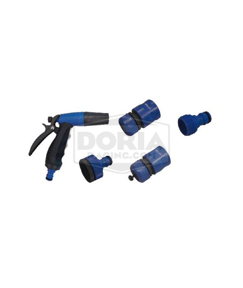 Kit pistola presión y conectores