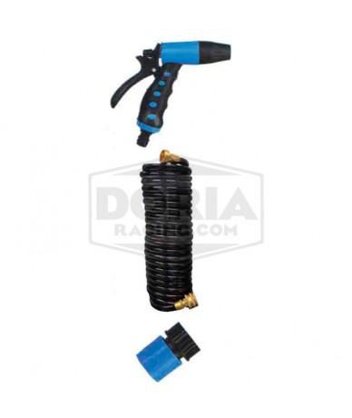 Kit pistola presión, tubo y conector