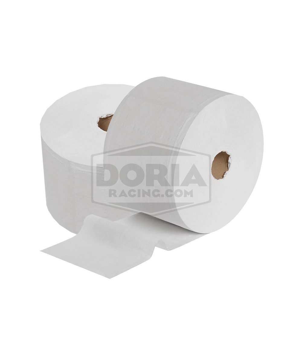 Bobina papel limpieza