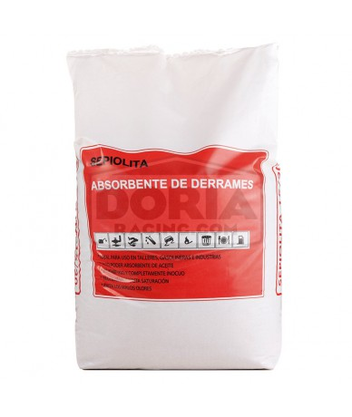 Sepiolita absorvente 25L