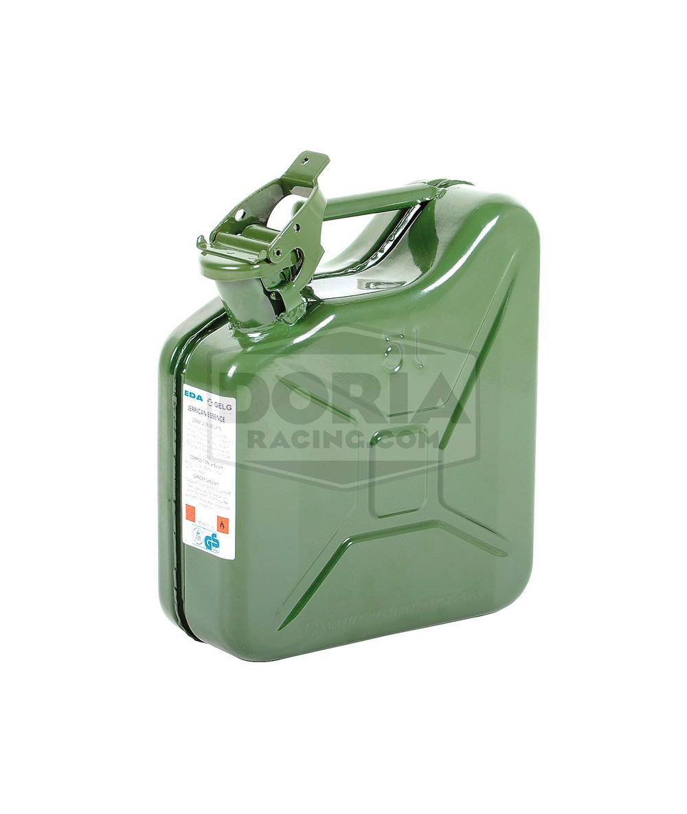 Depósito metálico para combustible
