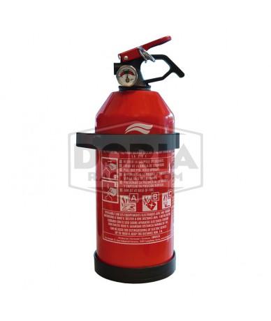Extintor manual polvo ABC