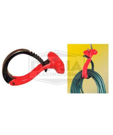 Soporte para cable ajustable