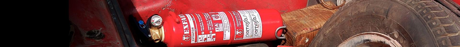 Accesorios Seguridad y Extintores